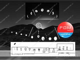Phát hiện lịch mặt trăng cổ nhất thế giới