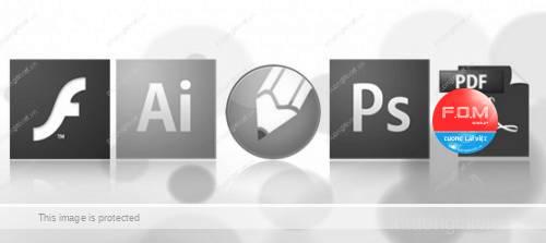 Photoshop-Corel-Illustrator