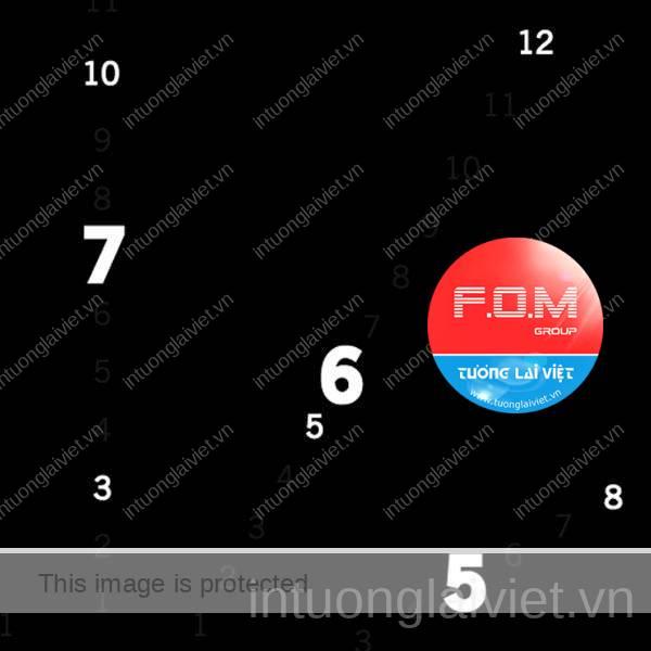 10 ý tưởng thiết kế lịch tết 06